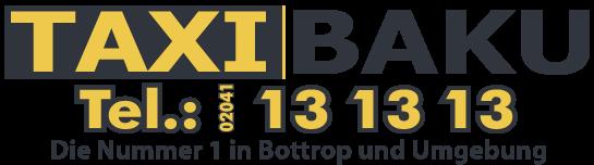Taxi Baku UG – Ihr Taxi in Bottrop seit 1990-